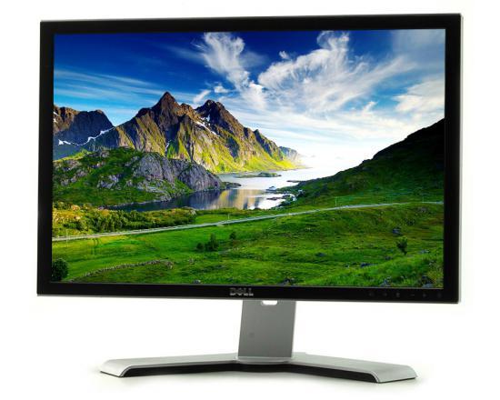 "Dell 2408WFP Ultrasharp  24"" Widescreen LCD Monitor - Grade B"