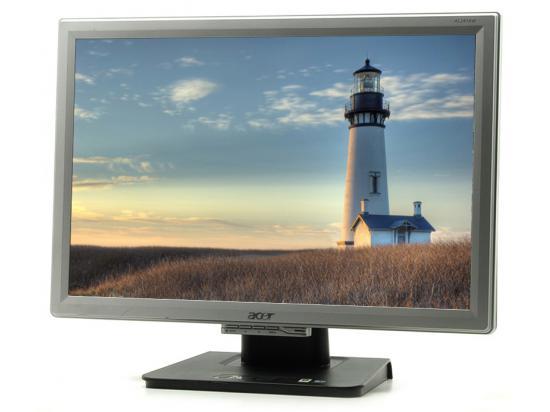 """Acer AL2416W - Grade A - 24"""" Widescreen LCD Monitor"""