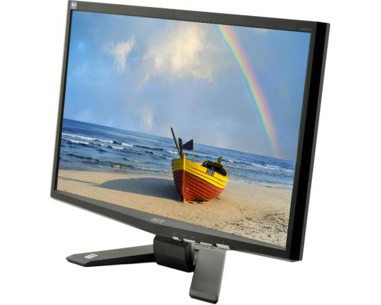 "Acer X223W 22"" Widescreen Black LCD Monitor - Grade A"