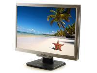 """Acer AL2016W - Grade A - Silver - 20"""" Widescreen LCD Monitor"""