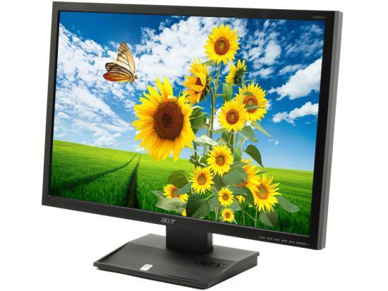 "Acer V223w 22"" Widescreen Black LCD Monitor - Grade C"