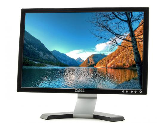 "Dell E198WFP 19"" Widescreen Black/Silver LCD Monitor - Grade C"
