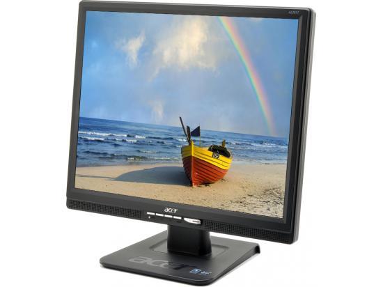 """Acer AL2017 - Grade B - 20"""" LCD Monitor"""