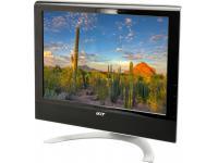 """Acer AL2032w - Grade C - 20"""" Widescreen LCD Monitor"""