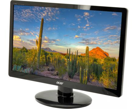 "Acer S200HL 20"" Widescreen LED LCD Monitor - Grade A"