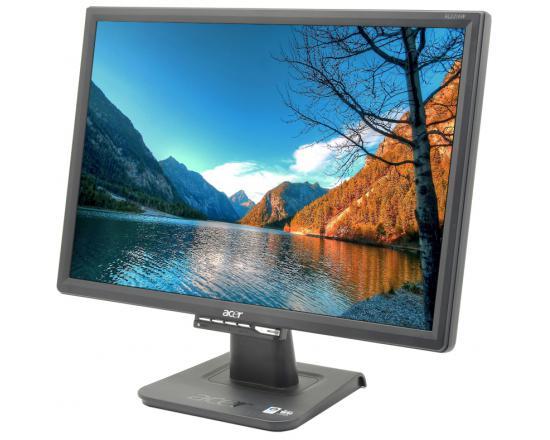 """Acer AL2216W 22"""" Black LCD Monitor - Grade C"""