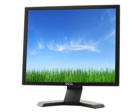 """Dell E190S 19"""" Black LCD Monitor - Grade C"""