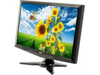 "Acer G245HQ - Grade C - 24"" LCD Widescreen Montior"