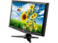"Acer G245HQ - Grade C - 24"" LCD Widescreen Montior"