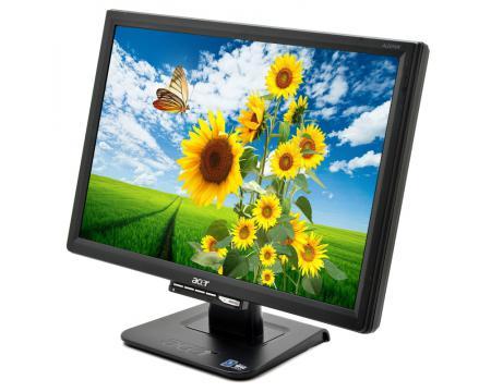 """Acer AL2016W - Grade A - 20"""" Widescreen LCD Monitor"""