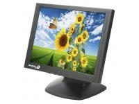 "Bematech LE1000 15"" Touchscreen Black LCD Monitor - Grade A"