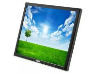 "Dell 1708FP 17"" Black LCD Monitor - Grade A - No Stand"