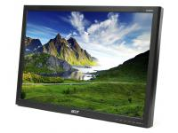 """Acer B193w 19"""" Black LCD Monitor - Grade C - No Stand"""