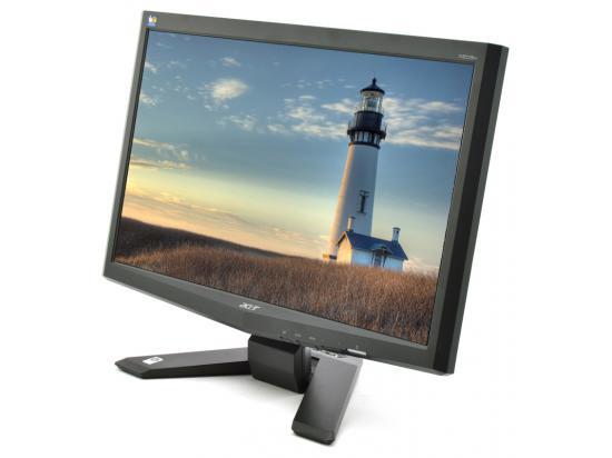 "Acer X203H - Grade C - 20"" Widescreen LCD Monitor"