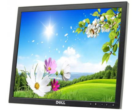 "Dell 1708FP 17"" LCD Monitor - Grade C - No Stand"