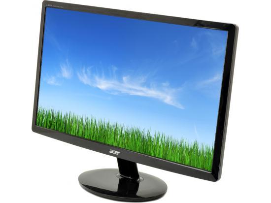 """Acer S201HL - Grade C - 20"""" LED LCD Monitor"""
