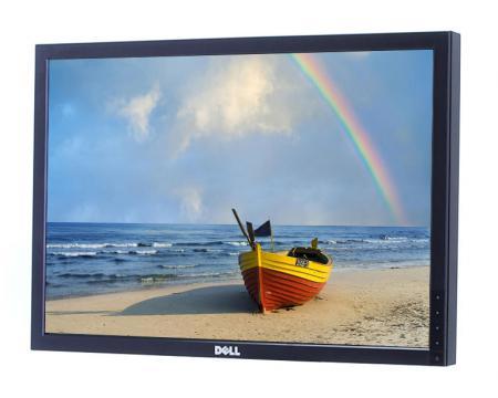 """Dell P2210t 22"""" Widescreen LCD Monitor - Grade A - No Stand"""