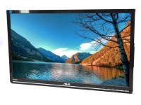 "Asus VW246H 24"" LCD Monitor - Grade A - No Stand"