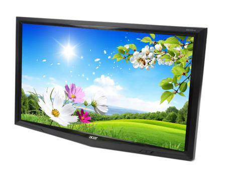 """Acer G245HQ 24"""" LCD Widescreen Montior - Grade C - No Stand"""