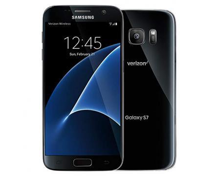 Samsung Galaxy S7 32GB (Verizon) - Black Onyx