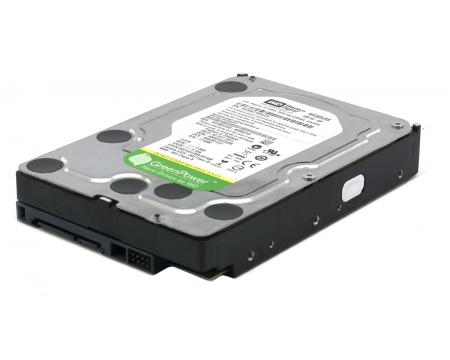 "Westerm Digital 3TB 7200RPM 3.5"" SATA Hard Disk Drive HDD (WD30EURS-63R8UYO)"