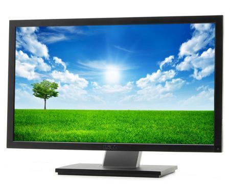 """Dell U2211H 22"""" Widescreen IPS Black LCD Monitor - Grade A"""