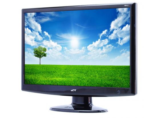 """Acer H243H 24"""" Widescreen LCD Monitor - Grade C"""