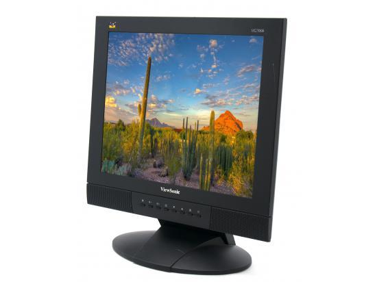 "Viewsonic VG700b - Grade C - 17"" LCD Monitor"