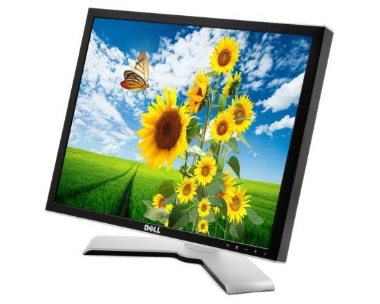 """Dell UltraSharp 2007FP 20"""" Silver/Black LCD Monitor - Grade C"""