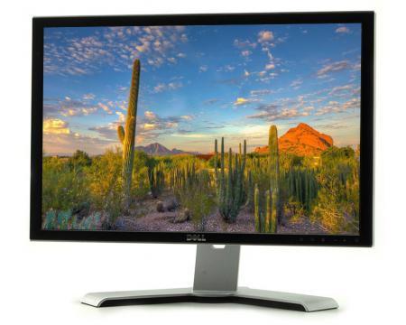 "Dell Ultrasharp 2408WFP 24"" Widescreen LCD Monitor - Grade A"