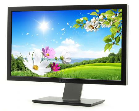 "Dell U2711 - 27"" Widescreen IPS Black LCD Monitor"