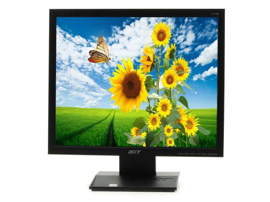 "Acer V173 17"" LCD Monitor - Grade C - No Stand"