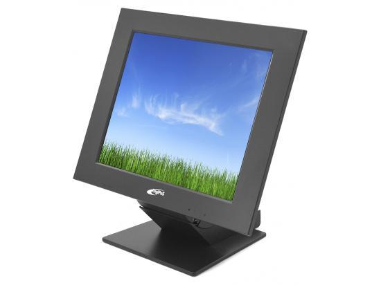 """DigiPos 714A 15"""" Touchscreen LCD Monitor - Grade A"""