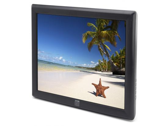 "Elo ET1715L-8CWB-1-GY-G 17"" Touchscreen LCD Monitor - Grade A - No Stand"
