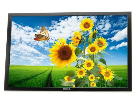 "Dell 3007WFP UltraSharp 30"" Black Widescreen LCD Monitor - Grade A - No Stand"
