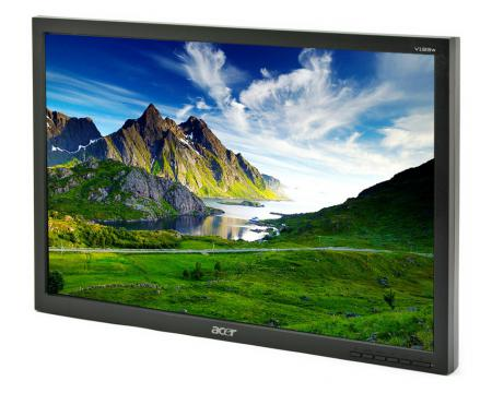 """Acer V193W 19"""" Widescreen LCD Monitor - Grade C - No Stand"""