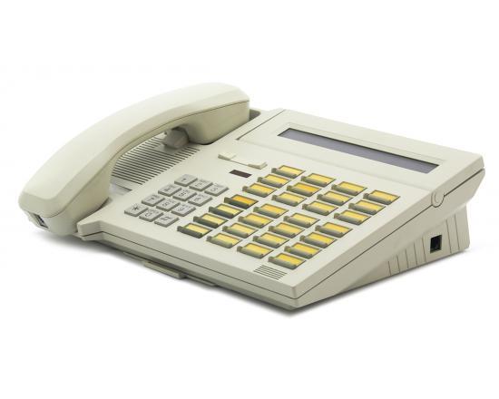 Tadiran Coral DKT-2321 28-Button Ash Analog Display Speakerphone - Grade A - Ver. 6