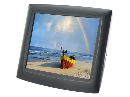 "Elo 1525L-8SWC-1-NL 15"" Touchscreen LCD Monitor - Grade A - No Stand"