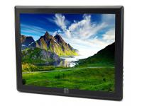 "Elo 1515L-8CWC-1-GY-G 15"" LCD Touchscreen Monitor - Grade A - No Stand"