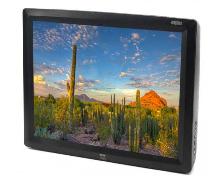 "Elo Touch EET1529L-8CWA-1-GY-G - Grade A - No Stand - 15"" LCD Touchscreen Monitor"