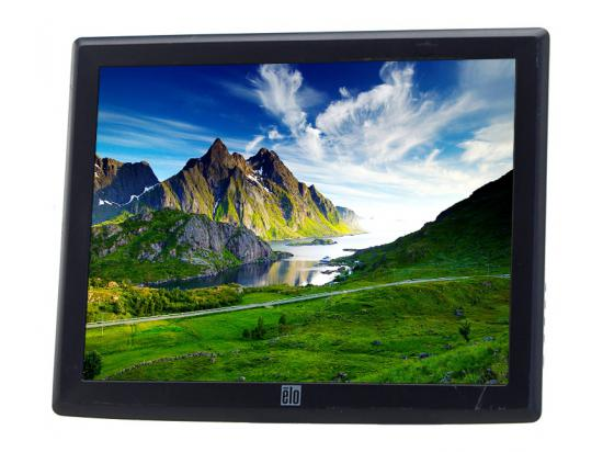 """Elo ET1515L-8CWC-1-GY-G 15"""" LCD Touchscreen Monitor - Grade C - No Stand"""