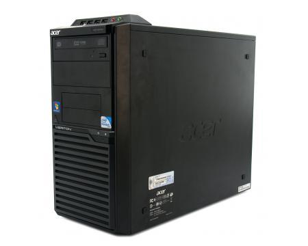 Acer Veriton M2610 Tower Computer Intel Pentium (G630) 2.7GHz 4GB DDR3 250GB HDD - Grade A