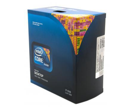 Intel Core i7-930 2.8GHz Quad-Core CPU LGA 1366 130 W SLBKP