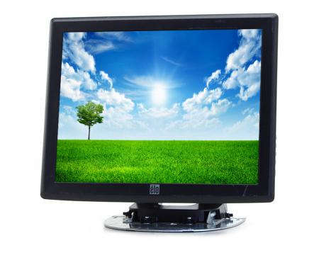 """Elo Touch ET1515L-8CWC-1-GY-G - Grade C - 15"""" LCD Touchscreen Monitor"""