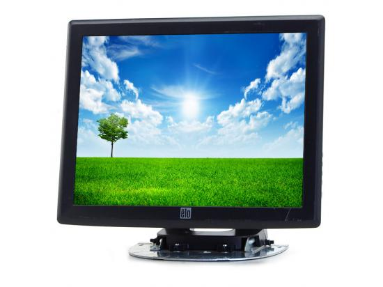 """Elo ET1515L-8CWC-1-GY-G - Grade C - 15"""" LCD Touchscreen Monitor"""