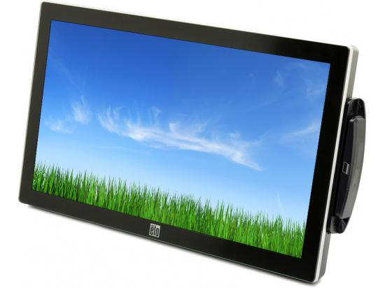 """Elo ET1919L-AUWA-1-GY-M2-RVZF2PK-G 19"""" Touchscreen LCD Monitor - Grade A - No Stand"""
