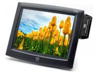 "Elo ET1525L-8UWC-1-MSR-DB 15"" LCD Touchscreen Monitor - Grade A"