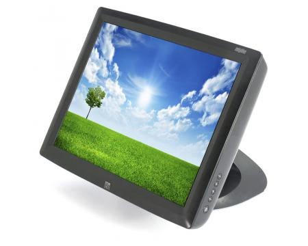 "Elo  ET1529L-8CWA-1-GY-G - Grade C - 15"" LCD Touchscreen Monitor"