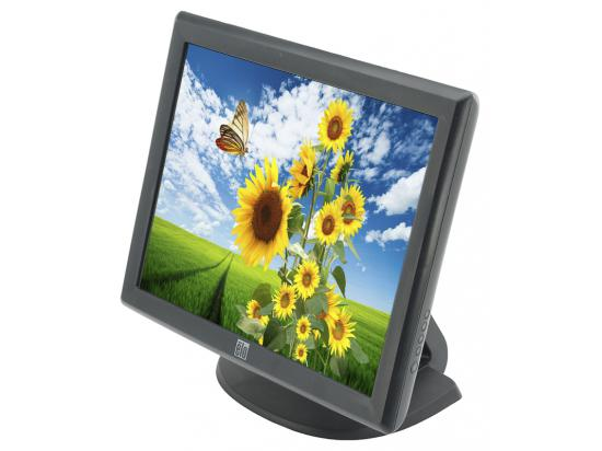 "Elo ET1715L-8CWB-1-GY-G - Grade A -  17"" Touchscreen LCD Monitor"