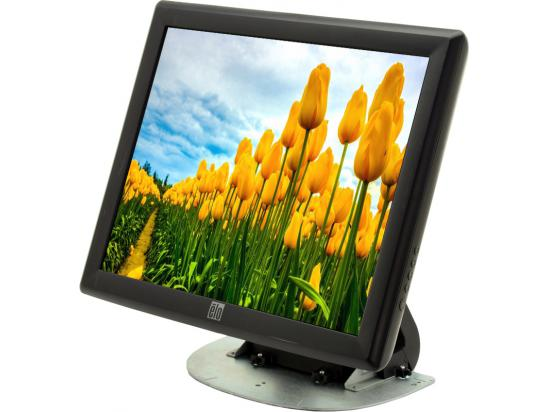 "Elo ET1715L-8CWB-1-GY-G - Grade C -  17"" Touchscreen LCD Monitor"